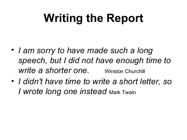 Didn T Have Time To Write A Shorter goofing off
