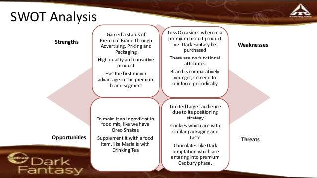Pestle analysis of oreo cookies