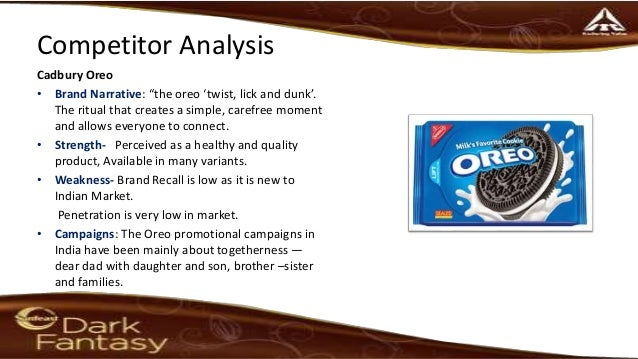 oreo product positioning Oreo cookies have just celebrated its 100 th anniversary the brand has from marketing 301 at rutgers exam 2 review terms - positioning, product, price.