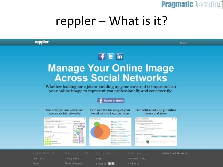 reppler – What is it?