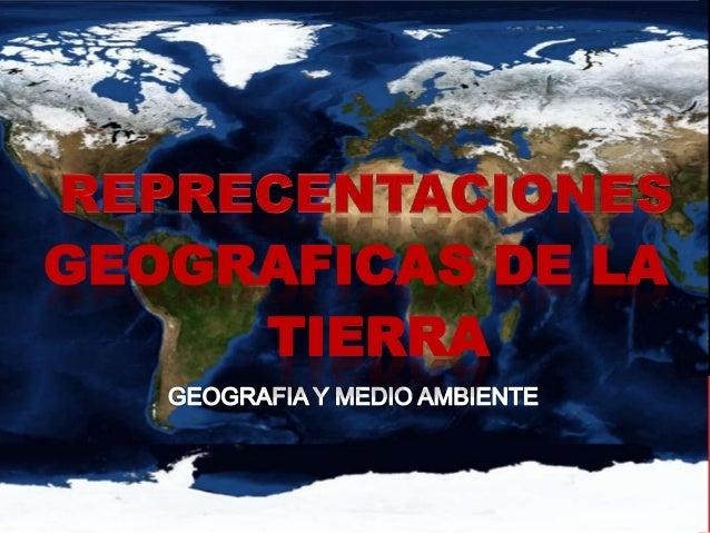 GEOGRAFICAS DE LATIERRA