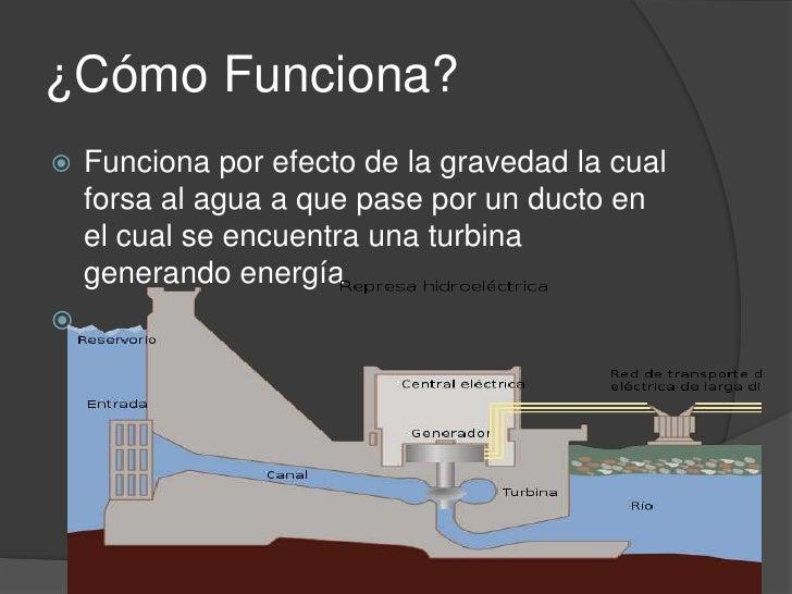 Represas for Como funciona una depuradora