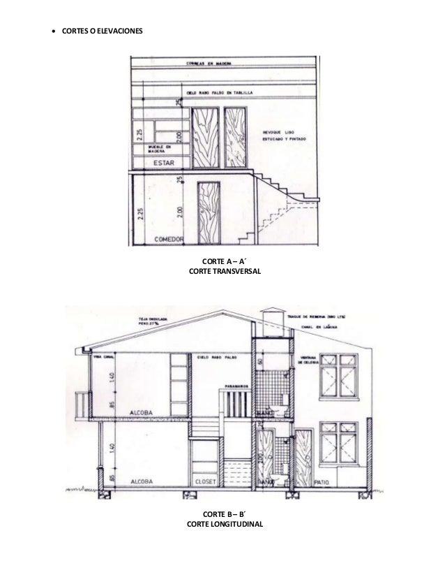 Representaci n gr fica de planos arquitect nicos for Que es un plano arquitectonico