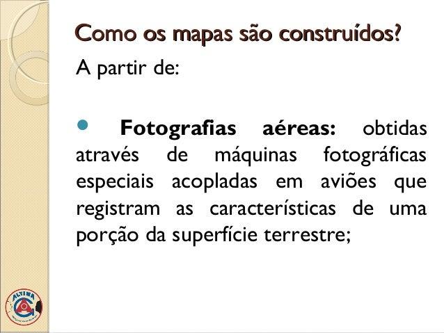 Representações do espaço geográfico Slide 3