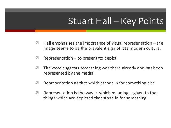 stuart hall theory