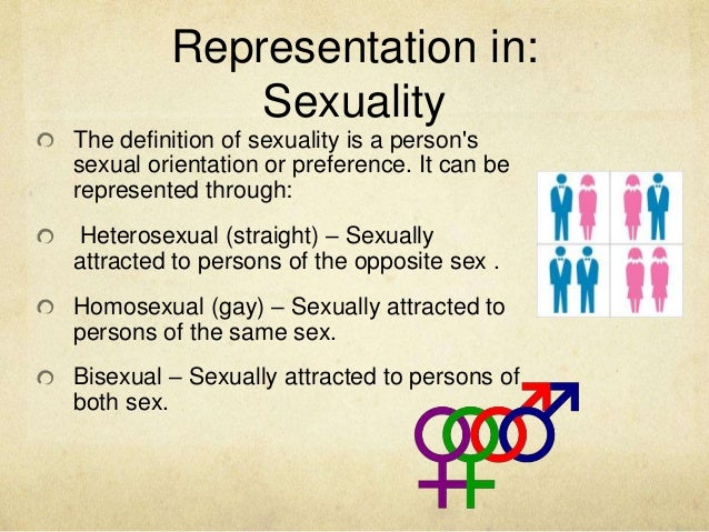 3 stereotypes for sexual orientation