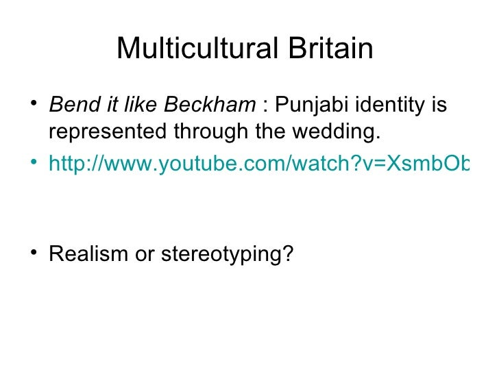 ethnic identity and socialization bend it like beckham Social identity and discrimination: introduction to the special issue pages 1-3 yan chen, friederike mengel download pdf social identity and social free-riding original research article pages 4-17 mark bernard, florian bend it like beckham: ethnic identity and integration original.