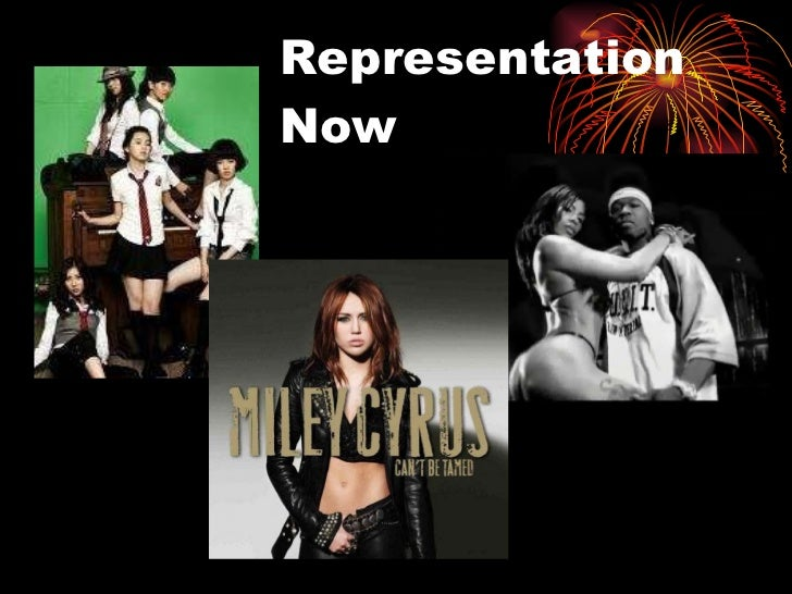 gender representations in music videos essay As examples, one study might present a systematic cross-cultural analysis of representation of women in rap music videos (conrad et al, 2009) another might look (scientifically) at the impact of repeated media exposure of latina women on their self-concepts (rivadeneyra et al, 2007.