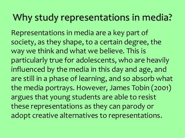 Representation in Media Slide 3