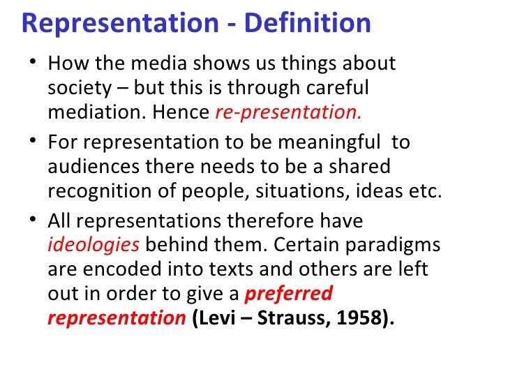 representation of athletes in the media Stuart hall representation & the media media education foundation transcriptchallenging media.