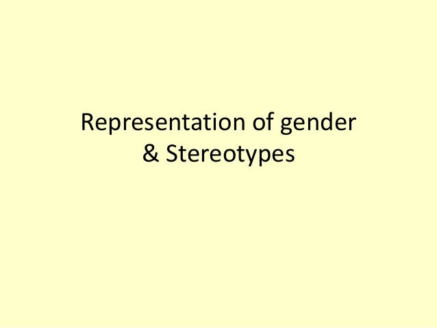 How has the representation of gender