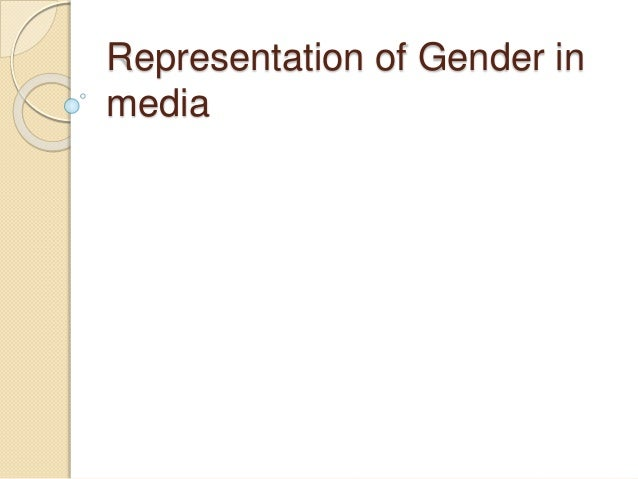"gender representation in media Simone de beauvoir said ""one is not born a woman, but becomes one"" this section analyzes how various media contribute to creating an ideal femininity and how we."