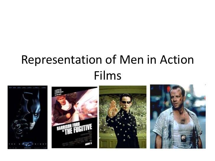 Representation of Men in Action Films<br />