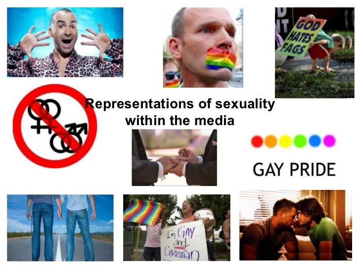 the portrayal of sexuality in the modern media The exploitation of women in mass media is the use or portrayal of women in mass media is sexual many modern games usually are.