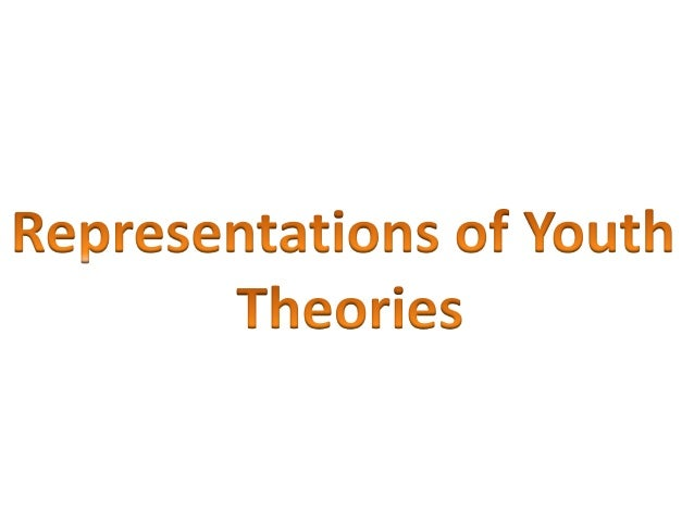 Giroux (1997) Giroux theory  Media representations youths = 'Empty category'  DUE to media = ADULTS (No teenagers)  Mea...