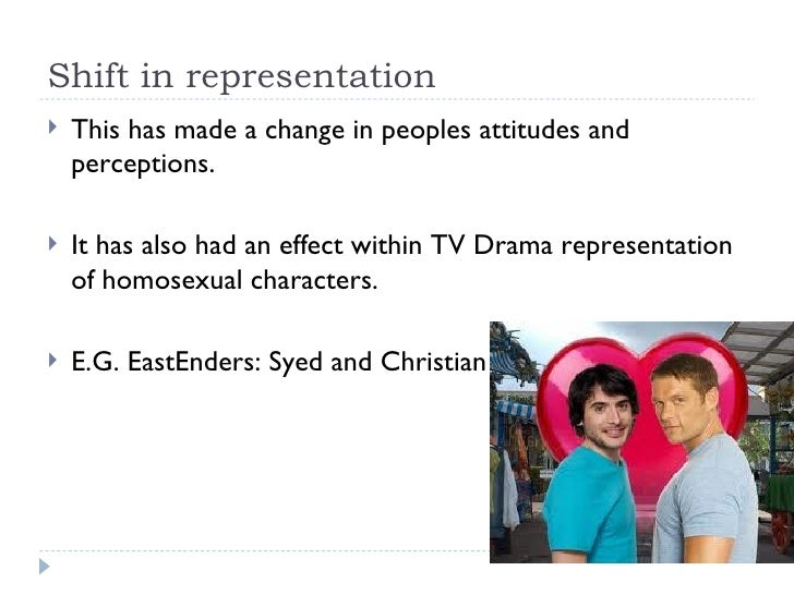 Tv drama representation sexuality