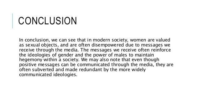 representation of women in the media dissertation Wwwlseacuk.