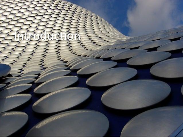 Introduc)on    Présenta)on  Core-‐Techs  2012