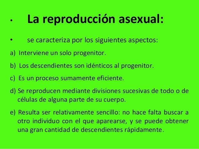 Ejemplos de quienes se reproducen asexualmente