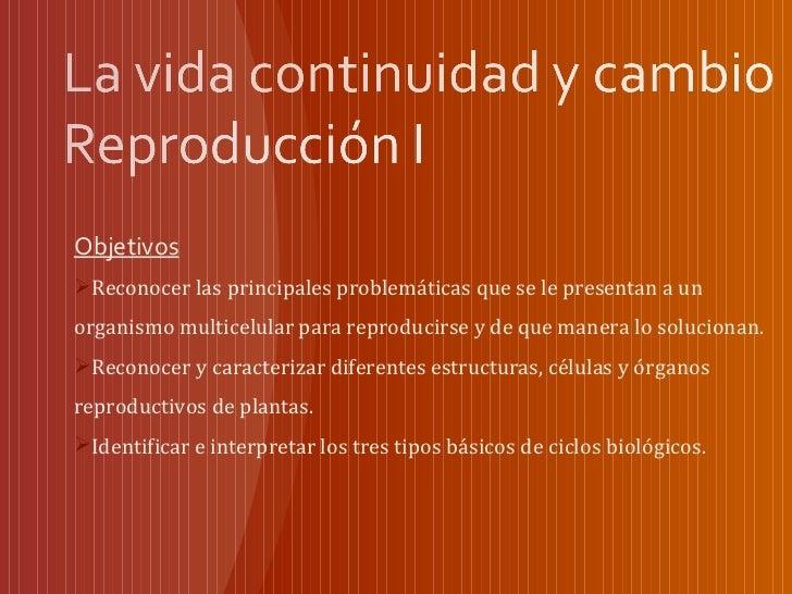 <ul><li>Objetivos </li></ul><ul><li>Reconocer las principales problemáticas que se le presentan a un organismo multicelula...