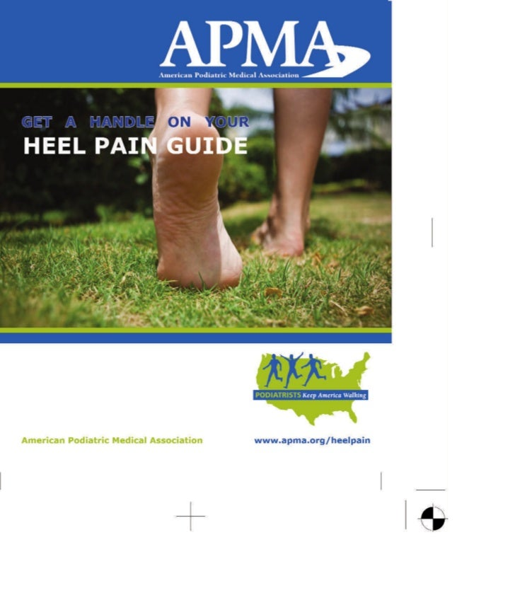 Guide to dealing with Heel Pain