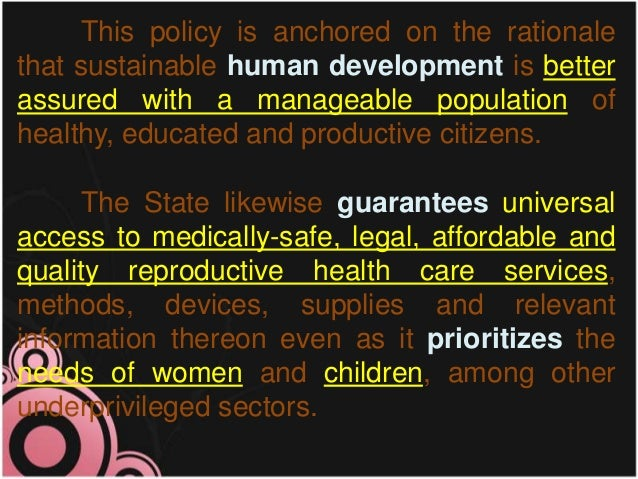 rh bill in the philippines Half of all pregnancies in the predominantly catholic philippines are unintended   politicians who opposed the reproductive health bill have.
