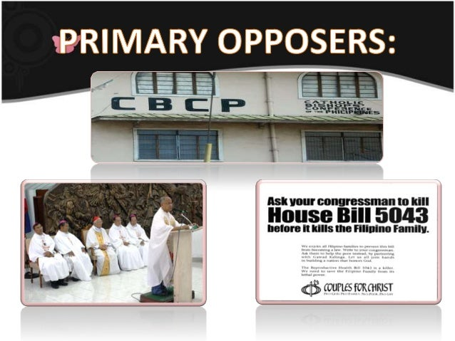 reproductive health bill in the philippines Philippines 'reproductive health bill' has been stymied by the catholic church for years with contraceptives unaffordable to many, population and poverty.