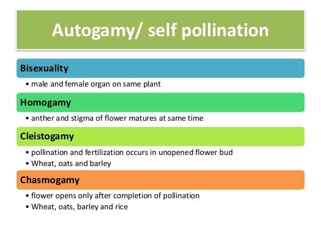 Relevance of Mode of Reproduction • It determines: – Genetic constitution – Nature of gene action – The ease in pollen con...