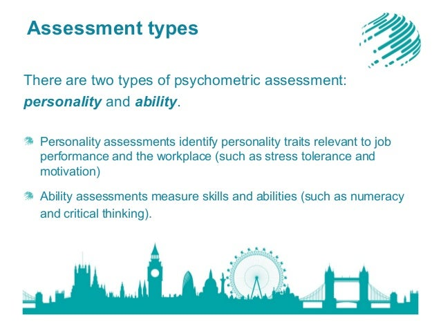 Are psychometric tests effective?
