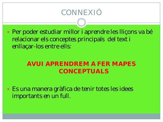Taller de lectura: Mapes conceptuals Slide 2