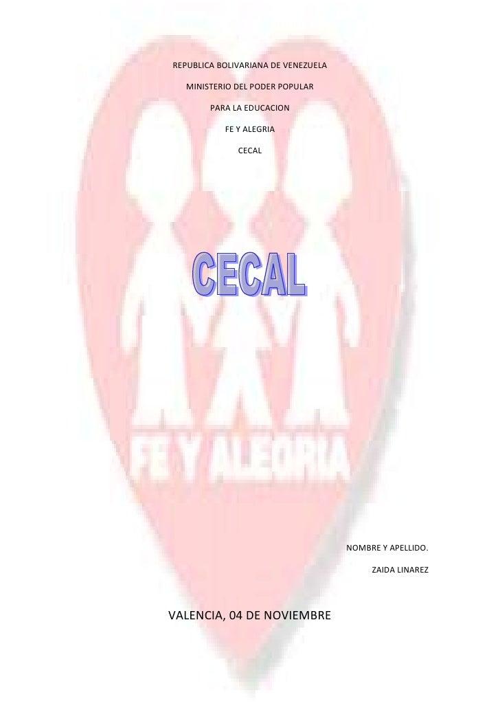 -889635-842645REPUBLICA BOLIVARIANA DE VENEZUELA<br />MINISTERIO DEL PODER POPULAR <br />PARA LA EDUCACION<br />FE Y ALEGR...