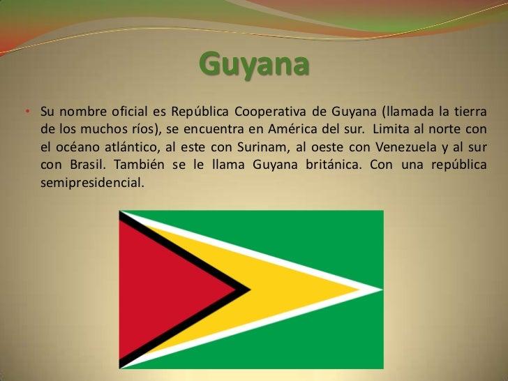 Republica cooperativa de guyana for Republica francesa wikipedia