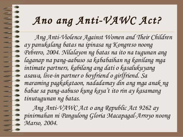 vawc in the philippines Wwwdilggovph.