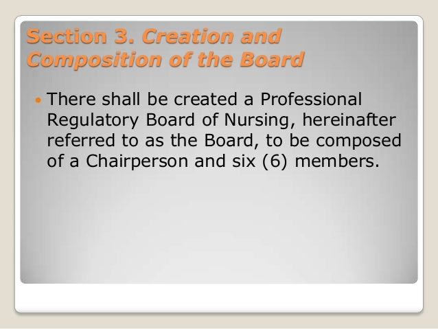 ra 9173 philippine nursing law Nurse as a change agent: my statement of nursing must know the ra 9173 – the philippine nursing act of 2002 to current nursing law include the.
