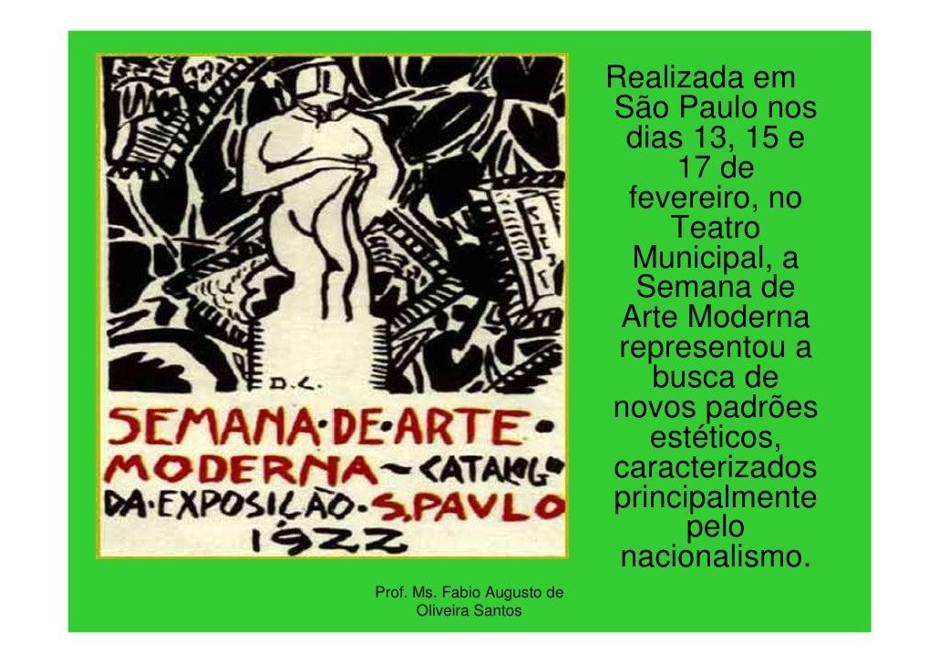 Realizada em                             São Paulo nos                               dias 13, 15 e                        ...