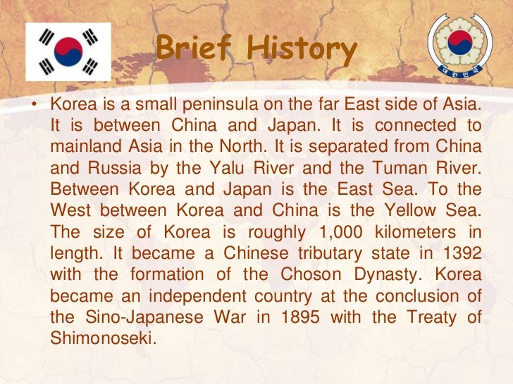 history of south korea a country in northeastern asia Learn all the countries of asia by  russia, saudi arabia, singapore, south korea  most countries do not recognize taiwan as an independent country,.
