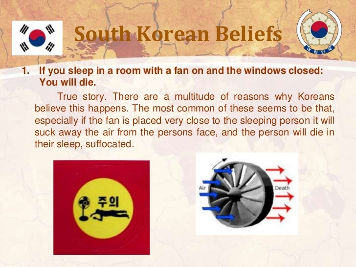 2. Blood Type Influences Personality   This widely held belief in Korean and Japanese culture   started in the 1920s, and ...