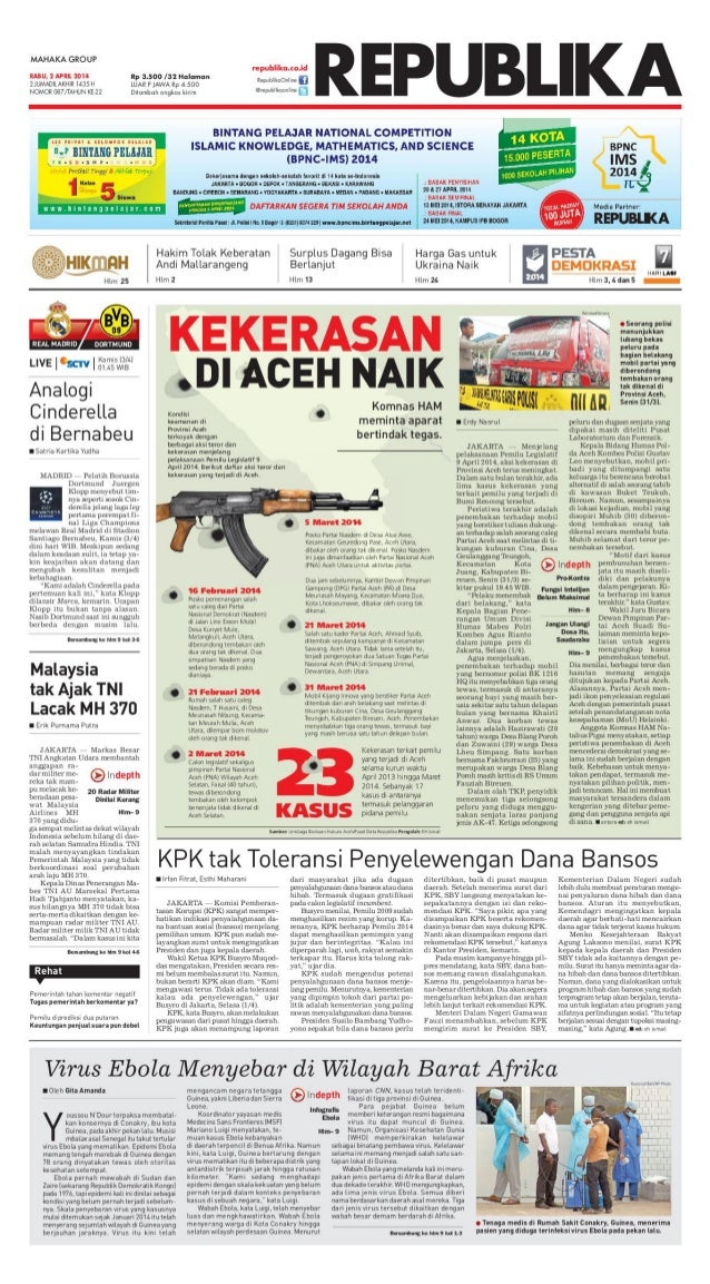 Republika 2 April 2014