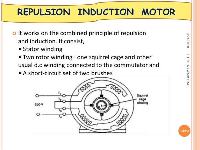 Repulsion Induction    Motor     impremedia