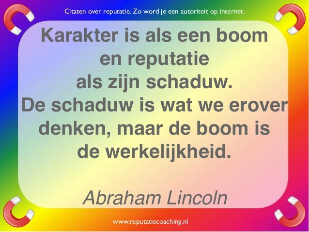 Citaten Coaching : Reputatie citaten reputatiecoaching eduard de boer