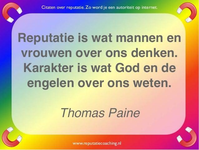 Citaten Over God : Reputatie citaten reputatiecoaching eduard de boer