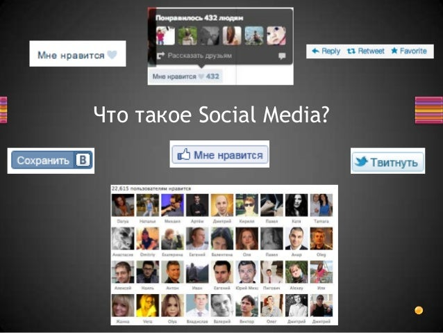 Что такое Social Media?