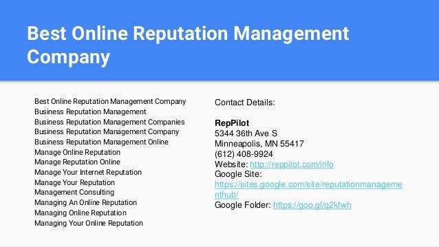 Best Online Reputation Management Company Best Online Reputation Management Company Business Reputation Management Busines...