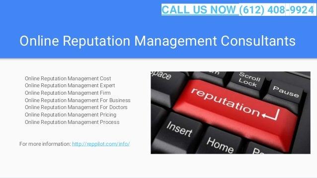 Online Reputation Management Consultants Online Reputation Management Cost Online Reputation Management Expert Online Repu...