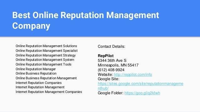 Best Online Reputation Management Company Online Reputation Management Solutions Online Reputation Management Specialist O...
