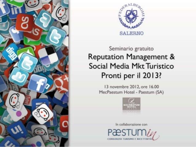 Modulo: Reputation management