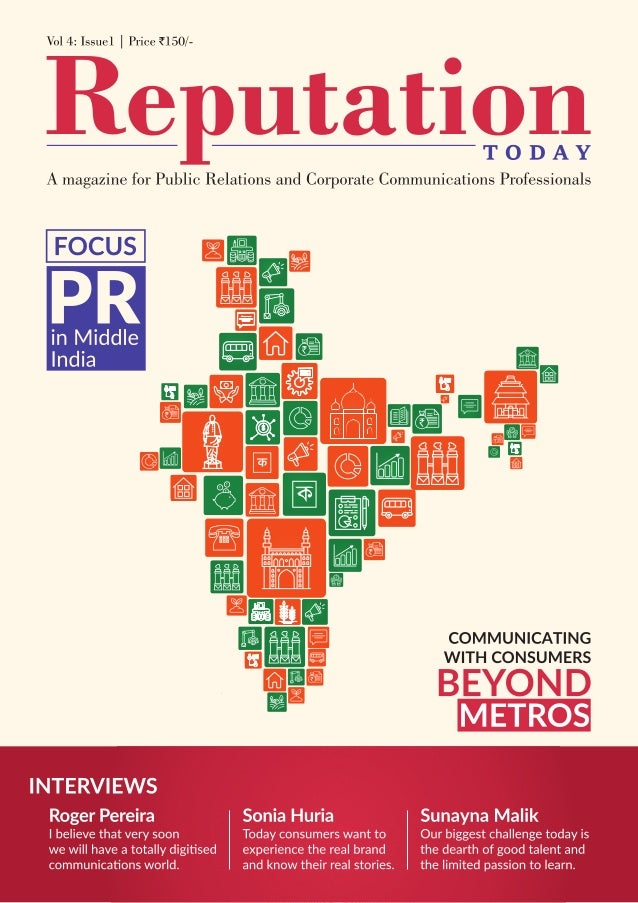 COMMUNICATING WITH CONSUMERS BEYOND THE METROS