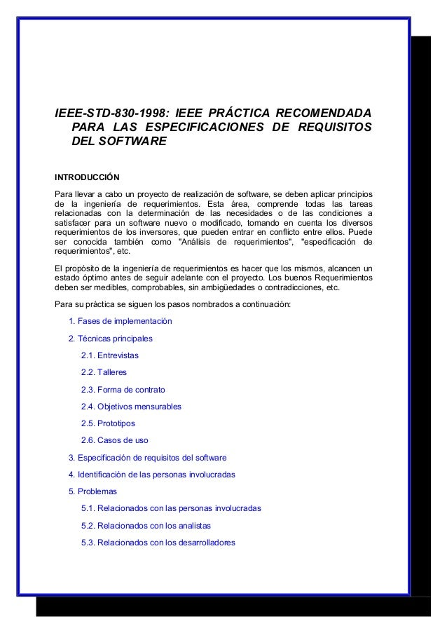 Especificación de requisitos de software formato 21 - suave ...