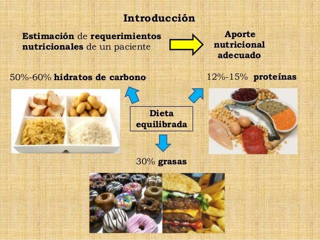 Requerimientos nutricionales Slide 2
