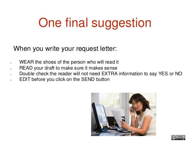 Request Letters 2 – Purchase Request Letter
